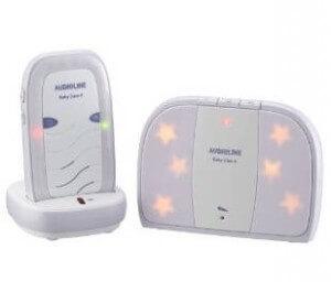 Im Test das Audioline Baby Care 4 Babyphone