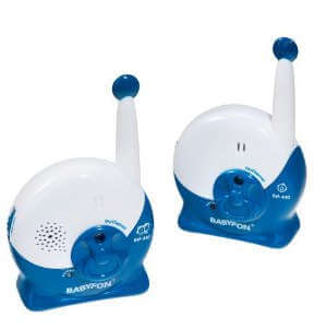 Im Test das Babyphone Vivanco BM 440 Eco Plus