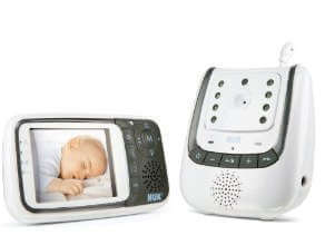 Babyphone Test: NUK Eco Control+ Video Babyphone