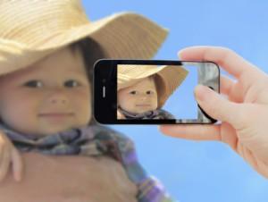 Babyphone Handy