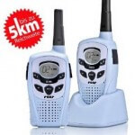 Reer 5006 Walkie Talkie Komplett Set