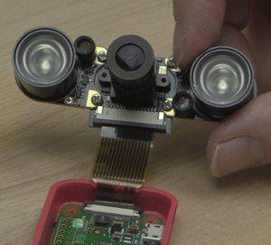Electreeks Raspberry Pi Kamera Modul