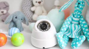 kamera im babyzimmer